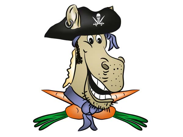 Illustration Piratenlogo-neu